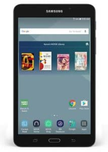 Barnes and Noble Releases the Samsung Galaxy Tab A Nook Tablet