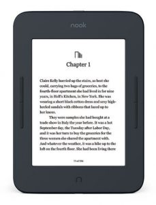 Will you buy the Barnes and Noble Nook Glowlight 3?
