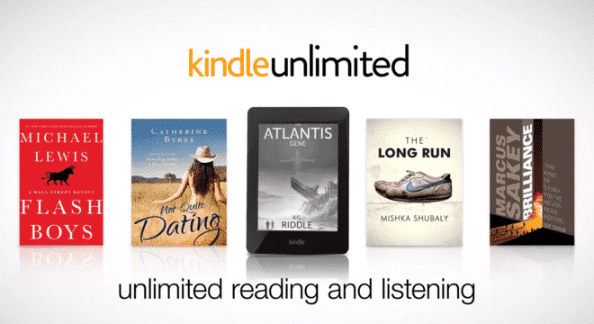 Amazon Kindle Unlimited is now 50% off for new subscribers