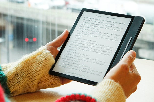 Kobo Forma 32GB Available from Good e-Reader
