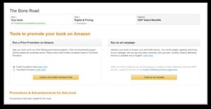 Amazon Announces a New KDP Select Perk: Amazon Marketing Services