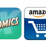 Amazon has Quickly Come to Dominate the Digital Comics Market