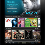 Amazon Instant Video Now Available on the iPad