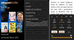 Top 5 e-Reading Apps for Windows Phone 8