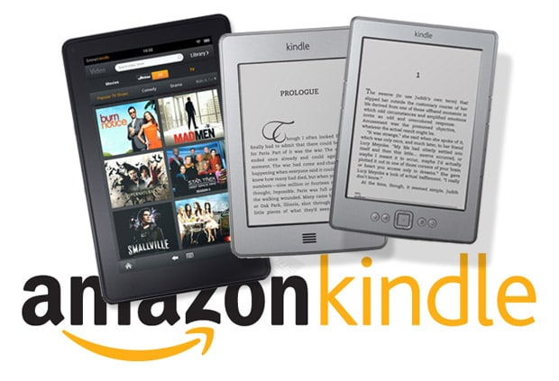 Amazon Kindle e-Readers see Record Sales on Black Friday
