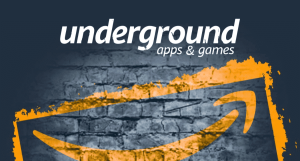 Amazon Underground Android App Store is Closing This Summer
