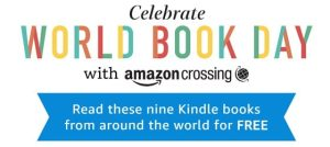 Amazon is Giving Away a Bunch of Free eBooks for World Book Day