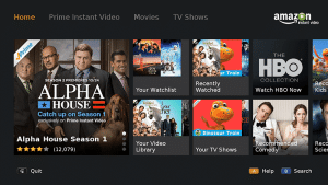 Amazon Originals Available to Non-US Prime Members