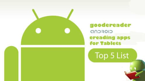 android ereader apps