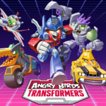 Angry Birds Transformers Out Soon