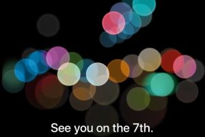 Here is the Good e-Reader Liveblog of the Apple iPhone 7 Event