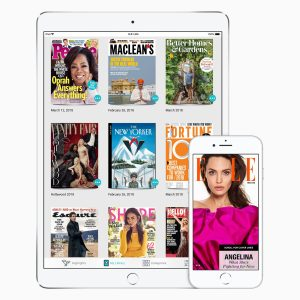 Apple Acquires Digital Magazine Subscription Service Texture