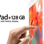 Apple Announces New 128 GB iPad 4, Slated for Feb 5 Release