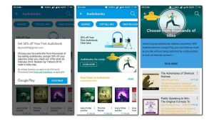 Google Audiobooks Review