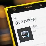 BBM Beta Live for Windows Phone