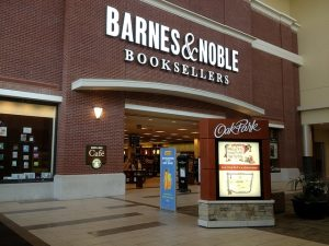 Man Steals $200,000 worth of books from Barnes and Noble