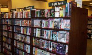Barnes and Noble is no longer selling DC Comics