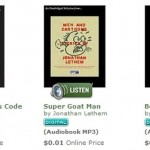 Barnes and Noble Promises they Aren't Abandoning Audiobook Business