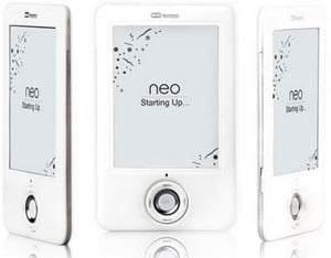 BeBook's Neo Is World's First Touchpad WiFi eReader With Access To eBook Stores World