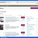 Bilbary eBook Library in Beta Test