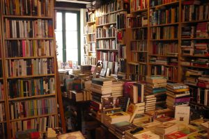 Who's Surviving in the Publishing Evolution? Indie Bookstores