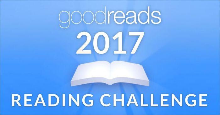 Resultado de imagen de goodreads reading challenge 2017
