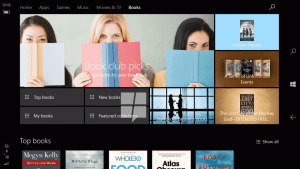 Microsoft Digital Bookstore is opening on April 11th