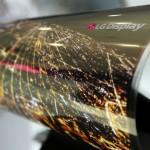 LG Develops 18 inch Flexible OLED Newspaper