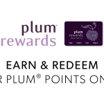 Chapters Plum Points can now be used online