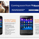 AT&T to Carry Redesigned Blackberry Passport and Classic