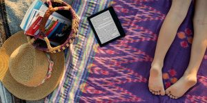 The Best e-Readers for the Summer – 2016