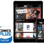 Comics Plus App Adds Current Slate of DC Titles