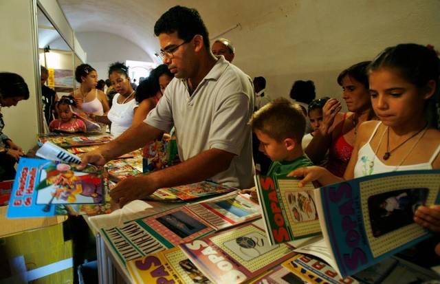 Cuba International Book Fai
