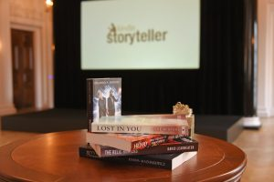 Amazon Announces Kindle Storyteller Award Winner
