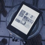 Kobo Aura H2O Outdoor Reading Test