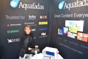 Aquafadas Launches Cloud Authoring at Frankfurt Book Fair