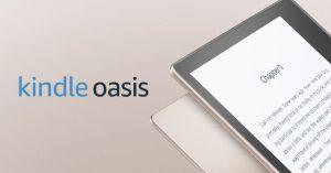 New Amazon Kindle Oasis Orders Delayed by 7 Weeks