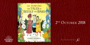 Harry Potter and The Tales of Beedle the Bard is getting a makeover