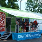 OverDrive's Digital BookMobile on Hand at the National Book Festival