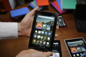 Amazon Expected to Announce New Fire Tablets This Week