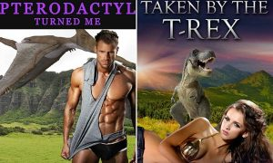 People are actually reading Dinosaur Erotica