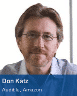 Don Katz from Audible Talks about New Content Models