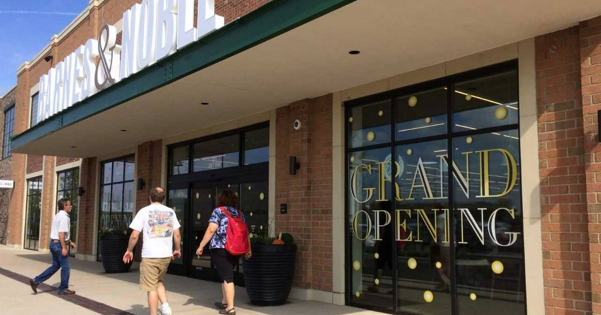 Barnes And Noble To Open New Concept Store That Focuses On Books