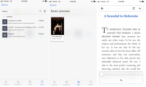 Microsoft Edge for iOS now supports ebooks