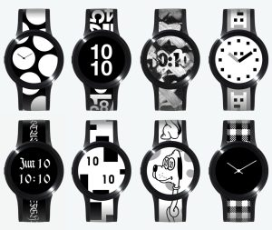 The Sony E Ink FES Watch U Launches in Japan