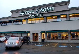 Barnes and Noble just fired their CEO