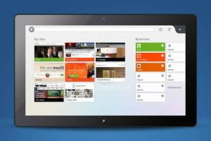 FireFox For Windows 8 Project Axed Due to Low Demand