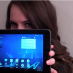 Here is a video showing the LG G-Slate