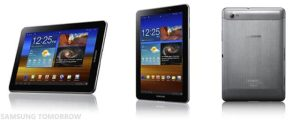 Samsung reveals Galaxy Tab 7.7 Android 3.2 Tablet