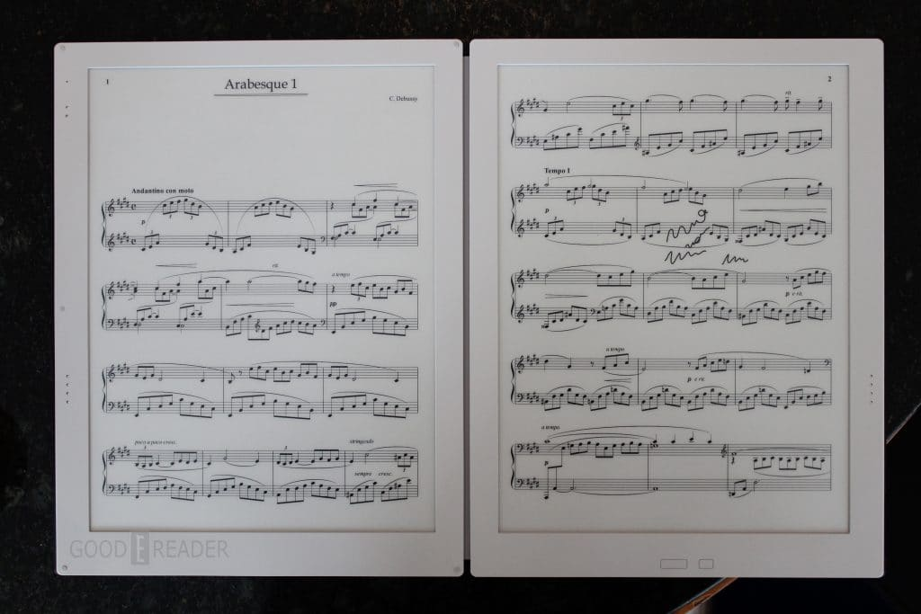 GVIDO Dual Screen Sheet Music Reader is Delayed